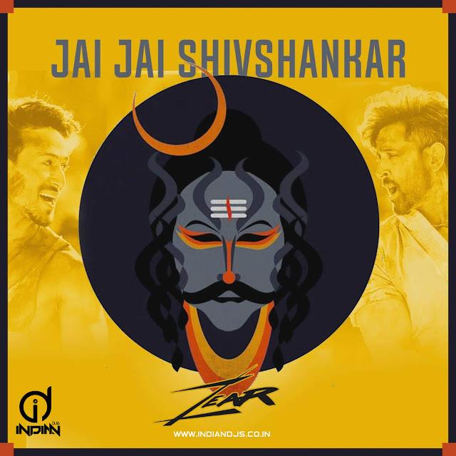 Jai Jai Shiv Shankar (Remix) DJ ZEAR indiandjs 320Kbps
