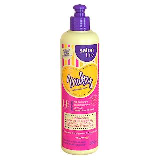 creme multifuncional Multy Salon Line Resenha Dicas da Tia