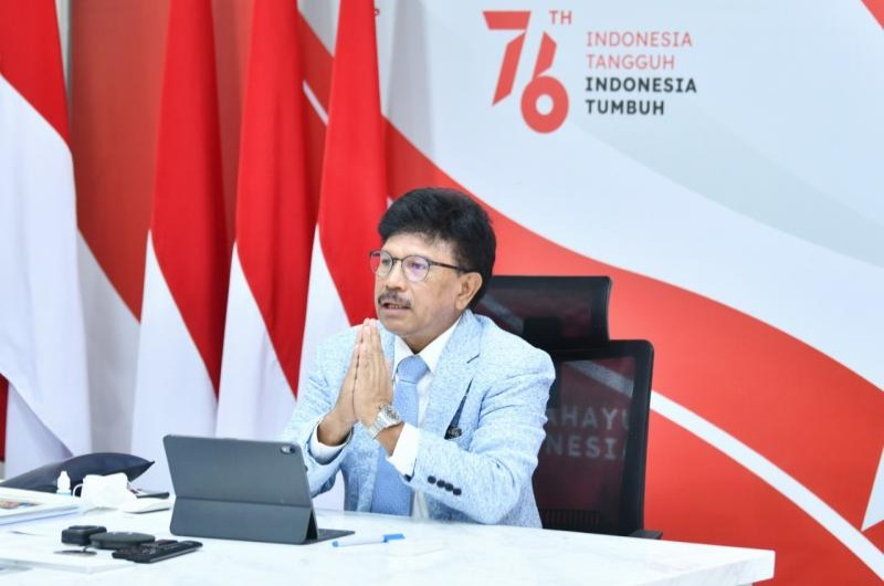Kembangkan Ekosistem, Menteri Johnny: Pertimbangkan Aspirasi dalam Jalankan Kebijakan