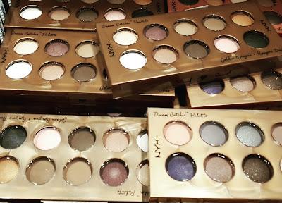 Nyx far paleti, nyx dream catcher, eyshadows palette, far paleti, nyx turkiye, nyx cosmetics,