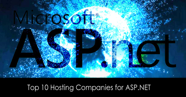 Top 10 Best Companies for ASP.NET