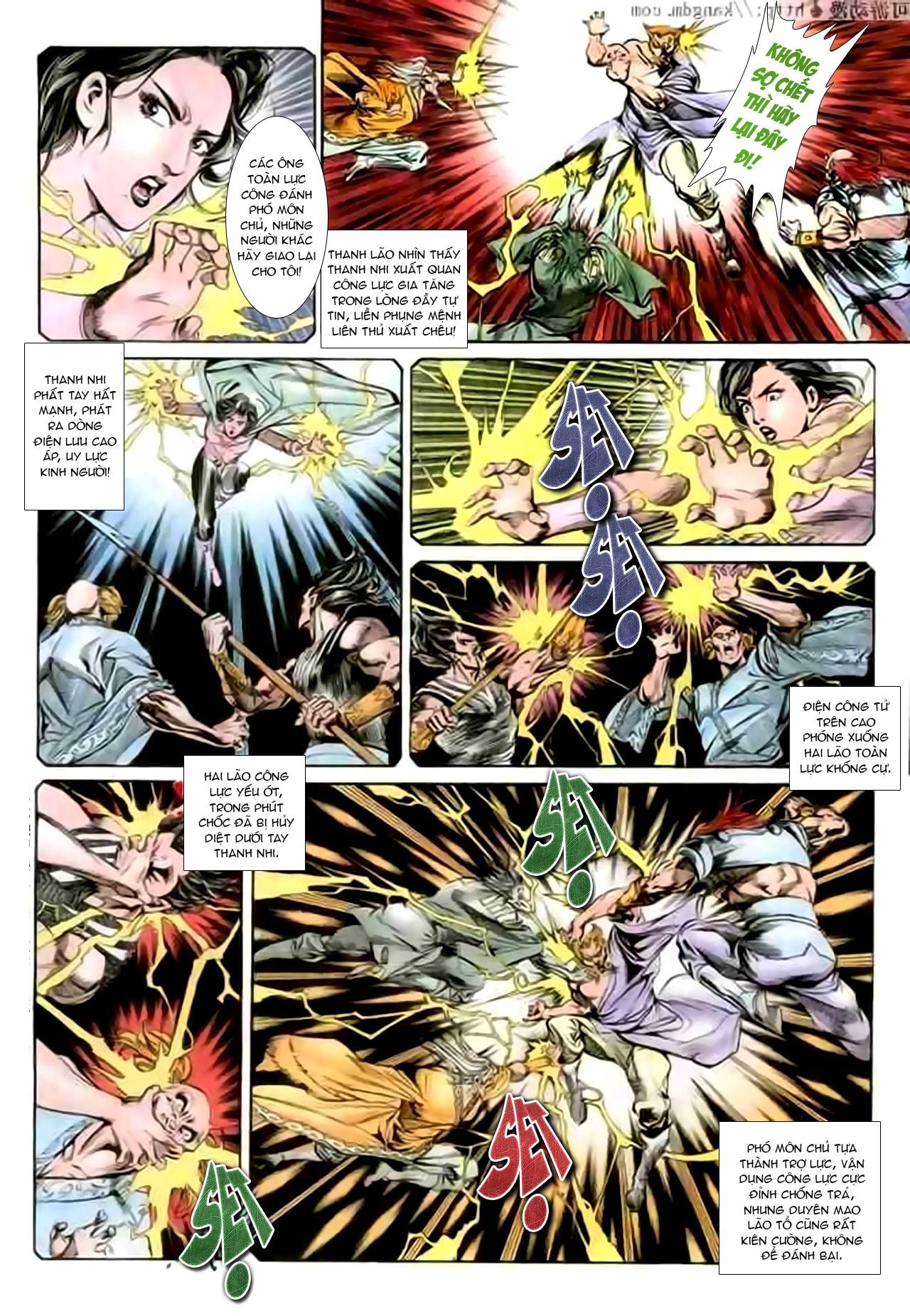 Cơ Phát Khai Chu Bản chapter 127 trang 6
