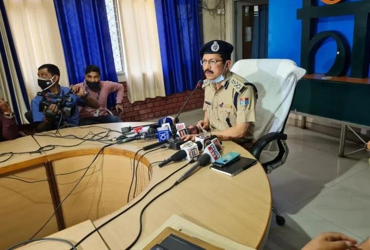 एसएसपी डा. योगेंद्र सिंह रावत