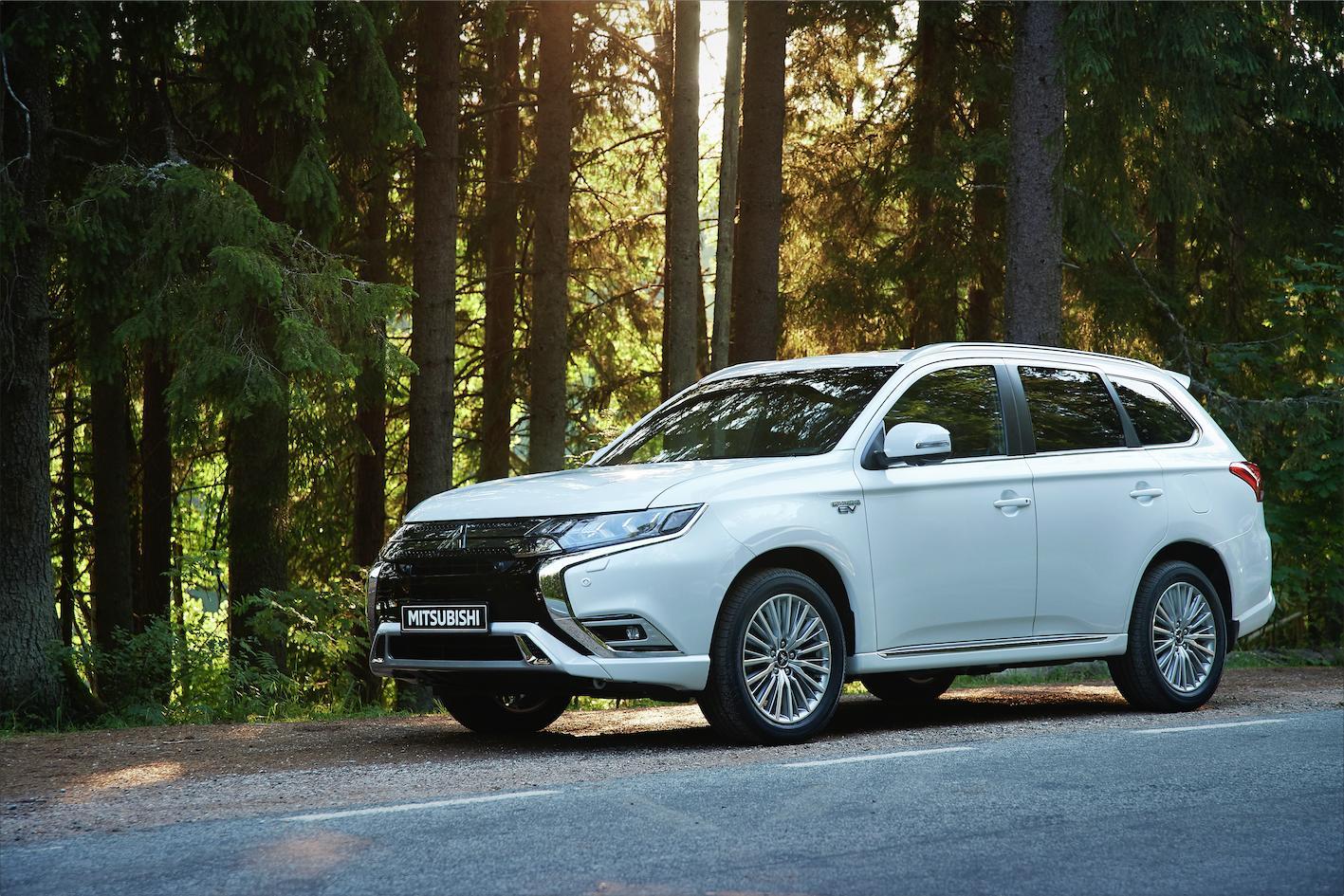 Irish Car Travel Magazine Mitsubishi Motors Ireland S 2020