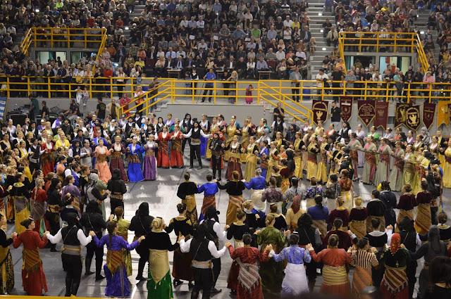 12ο Φεστιβάλ Ποντιακών Χορών – Σ.Πο.Σ. Θεσσαλονίκης της Π.Ο.Ε. (Video)