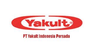 Lowongan Kerja PT. Yakult Indonesia Persada