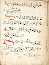 Carver Choirbook Adv.MS.5.1.15, fol.135 recto Acknowledgement is made to the Trustees of the National Library of Scotland
