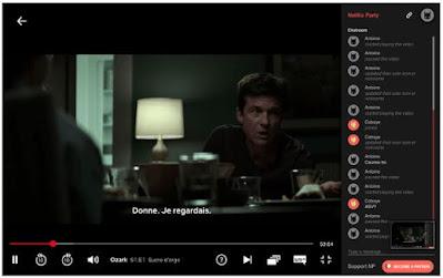 طريقة, مشاهدة, فيديوهات, Netflix, و YouTube, عن, بُعد, مع, الاصدقاء