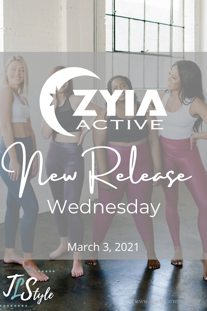 zyia active new release wednesday, zyia metallic leggings, zyia activewear, shop zyia active, zyia active rep
