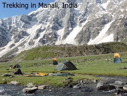 manali trekking places