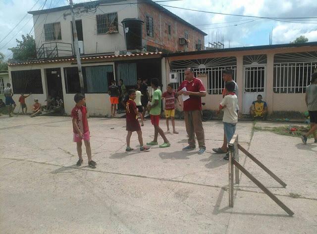 APURE: Radiofónica se vistió de Calle en San Fernando.