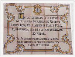 Maese Pérez del Organista - Sevilla