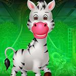 Games4King -  G4K Dainty Zebra Escape