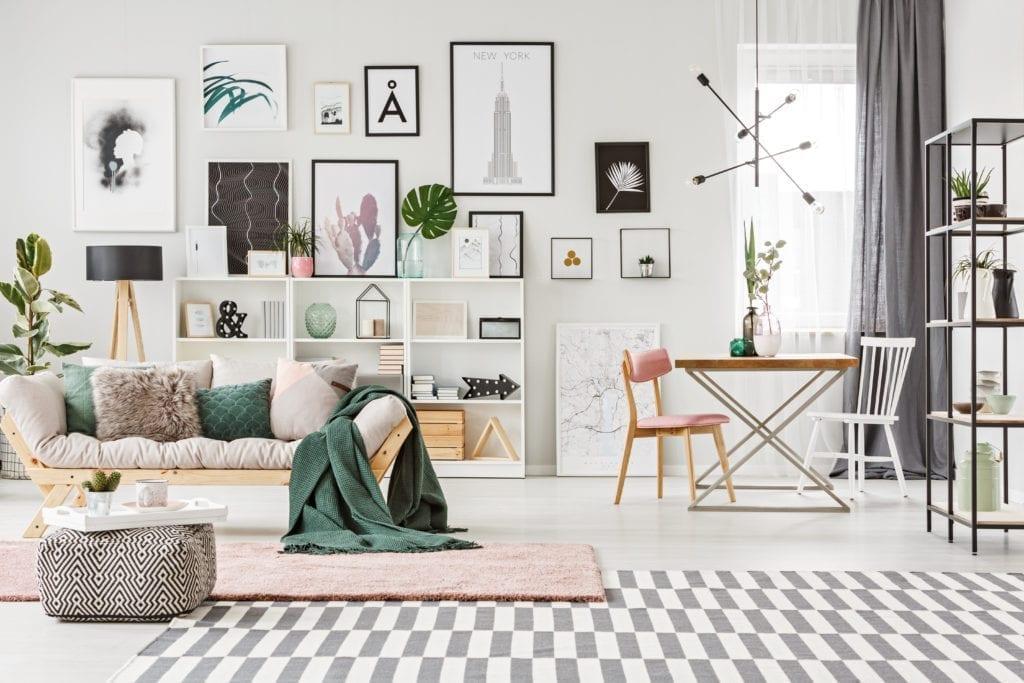 estilos de decoração de casa