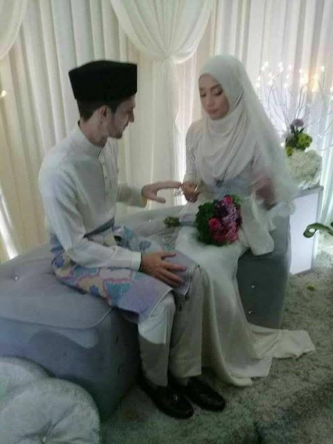 Video & Gambar Majlis Akad Nikah & Pertunangan Mat Dan