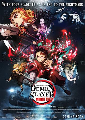 Demon Slayer: Mugen Train (BRRip 1080p Japonés Subtitulada) (2020)