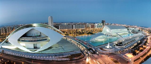 O que fazer em Valencia