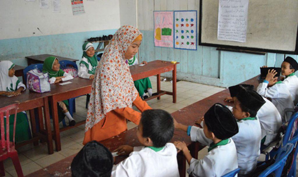 Viral Guru Madrasah Pandeglang Digaji Rp 50 Ribu per Bulan, Kemenag: Memang Tidak Ada Anggaran