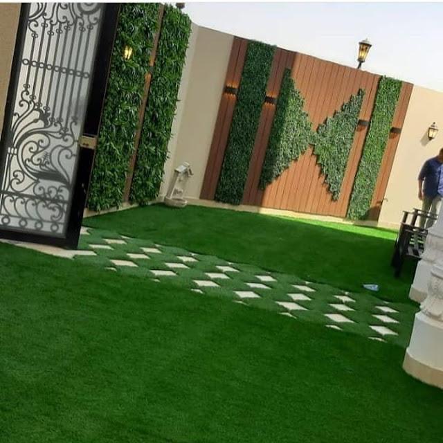 تزيين ديكورات الحدائق في جدة
