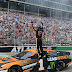 Race Results: Quaker State 400 presented by Walmart