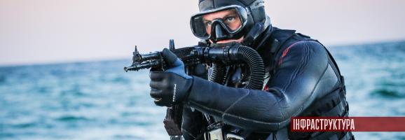 Для ВМСУ спроектують комплекс водолазної підготовки