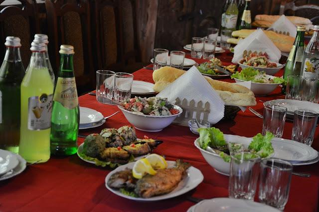грузинская кухня что попробовать погрузиться в грузию инстатур блогеры пресс тур