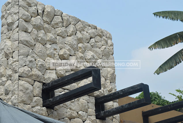 limestone untuk dinding