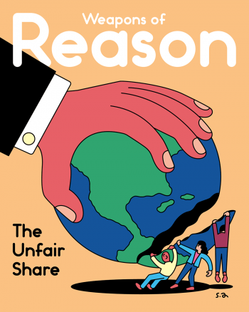 DENTRO DA WEAPONS OF REASON