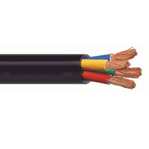 Multicore Round Flexible Cable In India