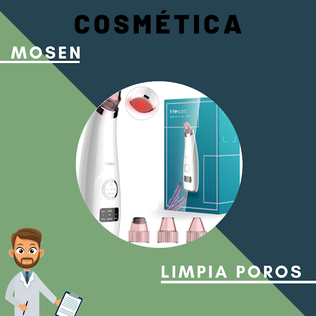 MOSEN | LIMPIADOR-SUCCIONADOR DE POROS (REVIEW)