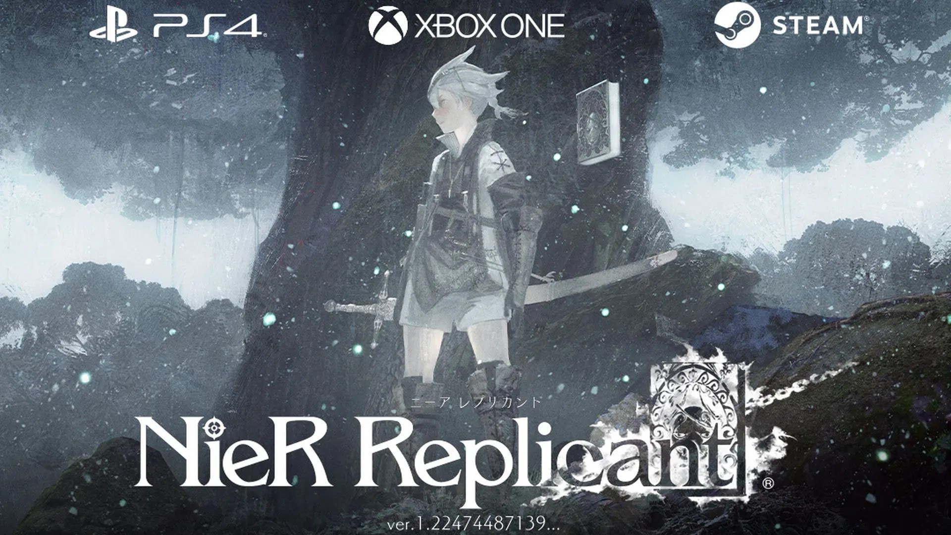 Nier Replicant Trailer