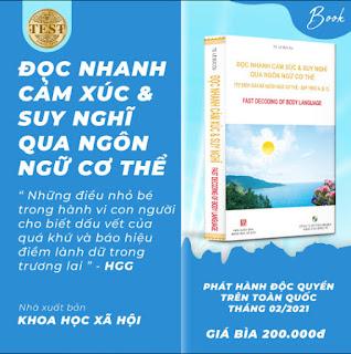 ĐỌC NHANH CẢM XÚC & SUY NGHĨ QUA NGÔN NGỮ CƠ THỂ (Tự điển giải mã ngôn ngữ cơ thể) ebook PDF EPUB AWZ3 PRC MOBI