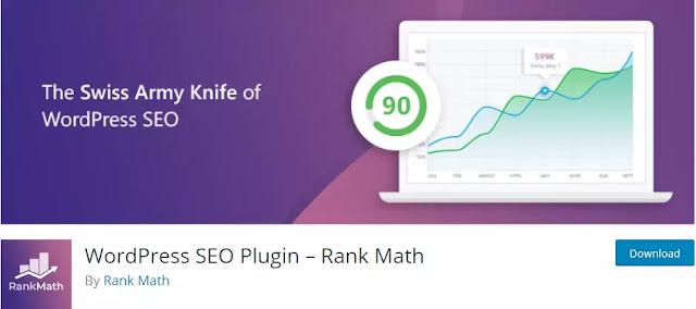 Rank Math plugin