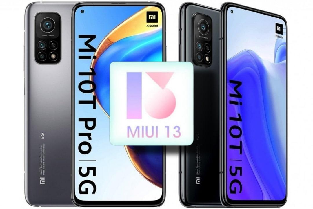 Mi 10T Pro MIUI 13 Download