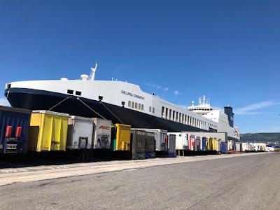 DFDS Mediterranean Business Unit lancia la linea Patrasso- Trieste