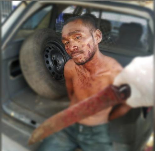 Homem é preso após tentar matar padrinho em Pedreiras