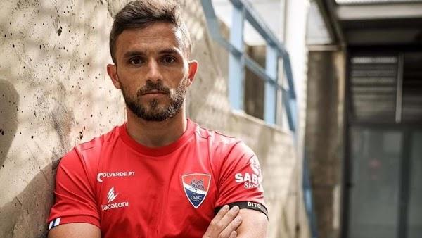 Oficial: Gil Vicente, llega Pedrinho