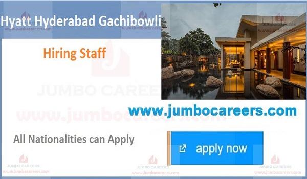 New jobs in Hyderabad,
