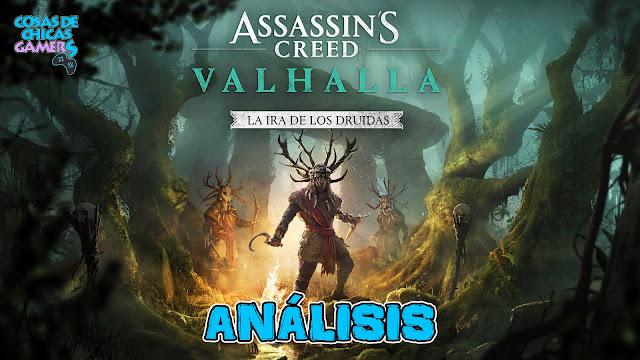 Análisis de Assassin's Creed Valhalla La ira de los druidas para PS4