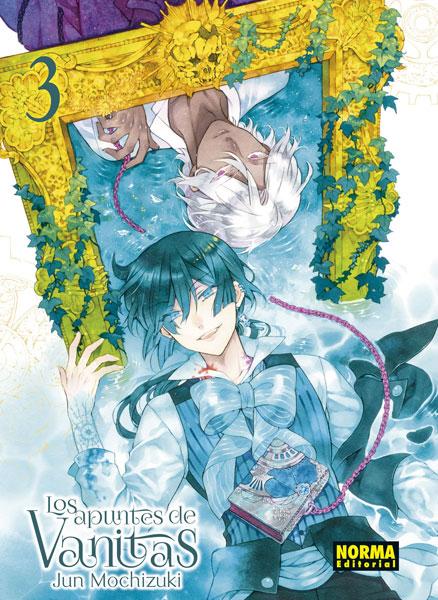 Manga: Review de Los apuntes de VanitasVol.3 de Jun Moshizuki - Norma Editorial