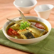 Cara Membuat Ikan Bandeng Kuah Kuning
