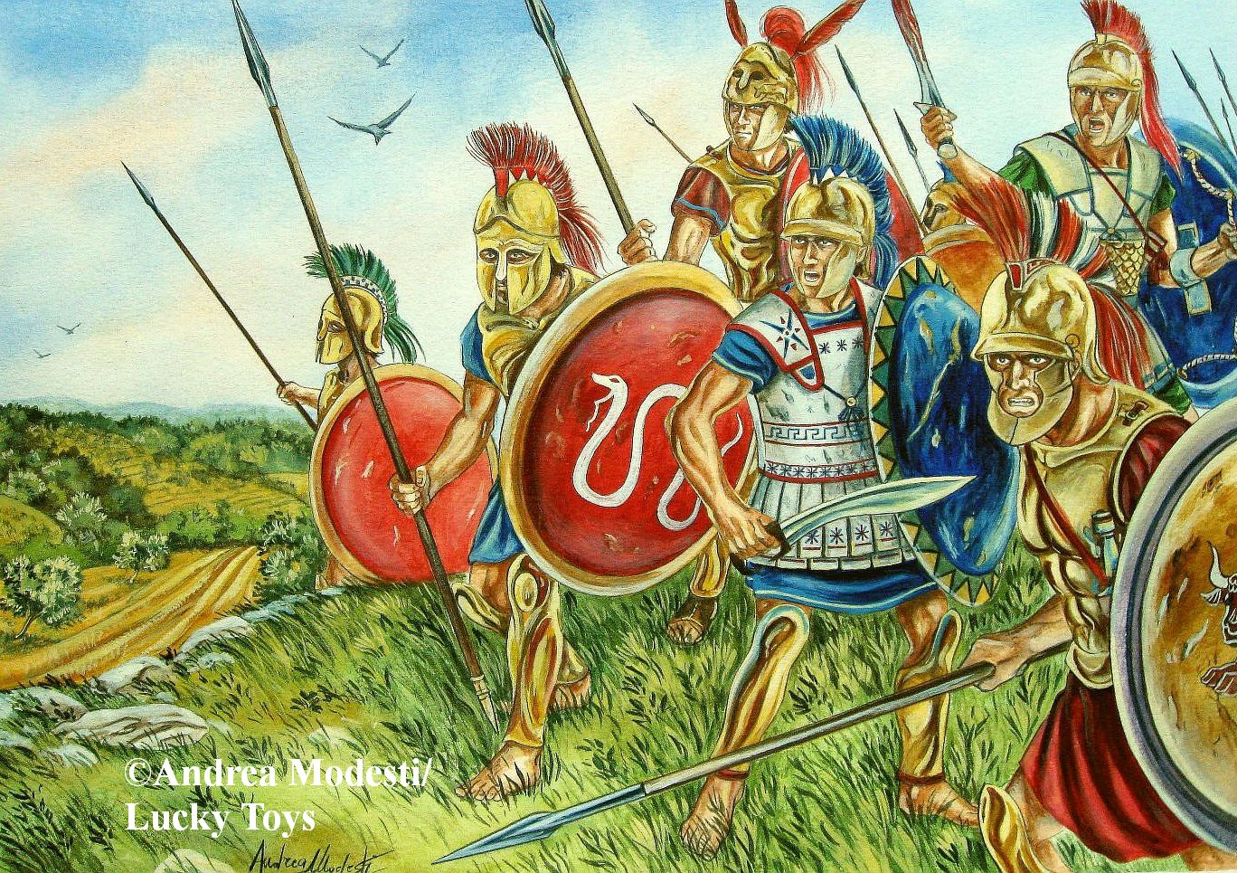 The Army of Republican Rome vs the Zombie Hordes – A Really Cool Blog