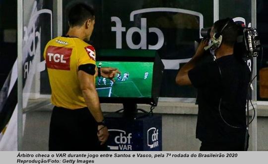 www.seuguara.com.br/VAR/árbitro de vídeo/Brasileirão 2020/