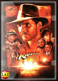 Indiana Jones: En busca del Arca Perdida (1981) DVDRIP LATINO