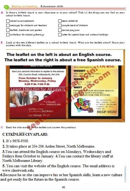 10.sinif-ingilizce-ders-kitabi-a.12-evrensel-cevap-sayfa-45