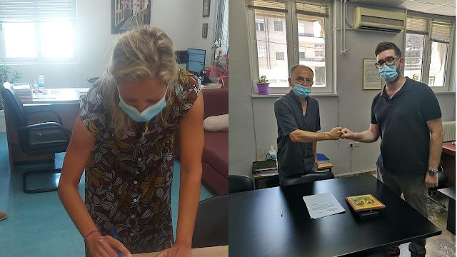 Δυο νέοι μόνιμοι γιατροί στα Νοσοκομεία της Αργολίδας