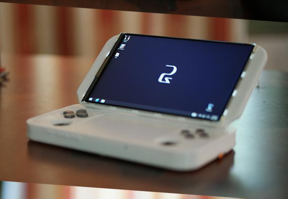 Portable console for pc games pgs - Consolle porta pc ...