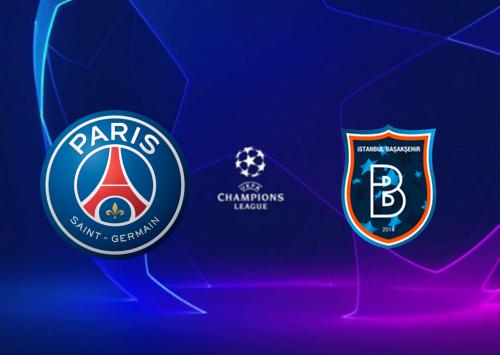PSG vs Istanbul Basaksehir -Highlights 08 December 2020