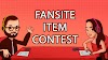 FANSITE ITEM CONTEST