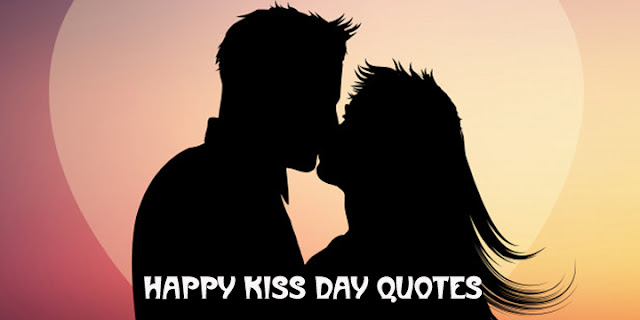 kiss day to my wife